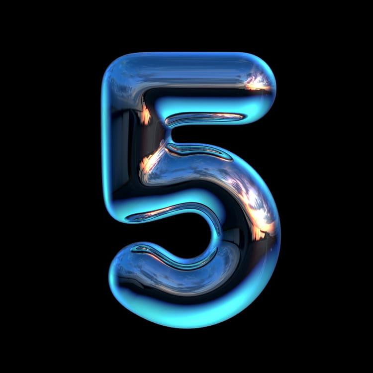Число Гуа 5