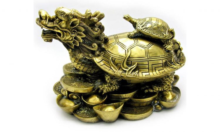 Драконочерепаха