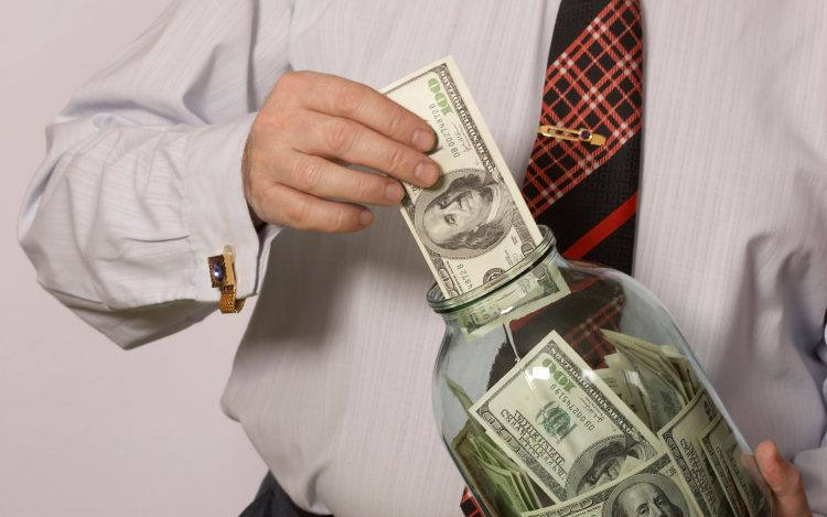 Хранение денег в банке