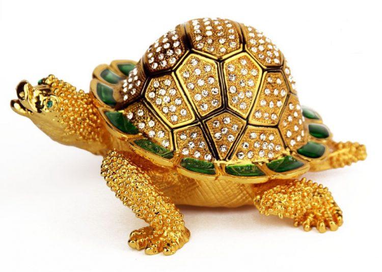 Талисман черепаха