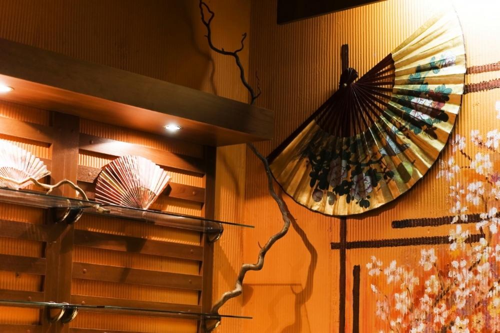 аксессуары в японском стиле