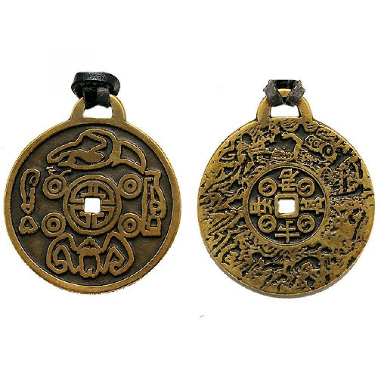 Монетка для имперского амулета