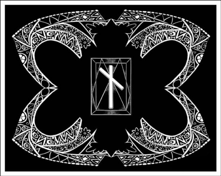 Руна Наутиз значение десятого Старшего Футарка